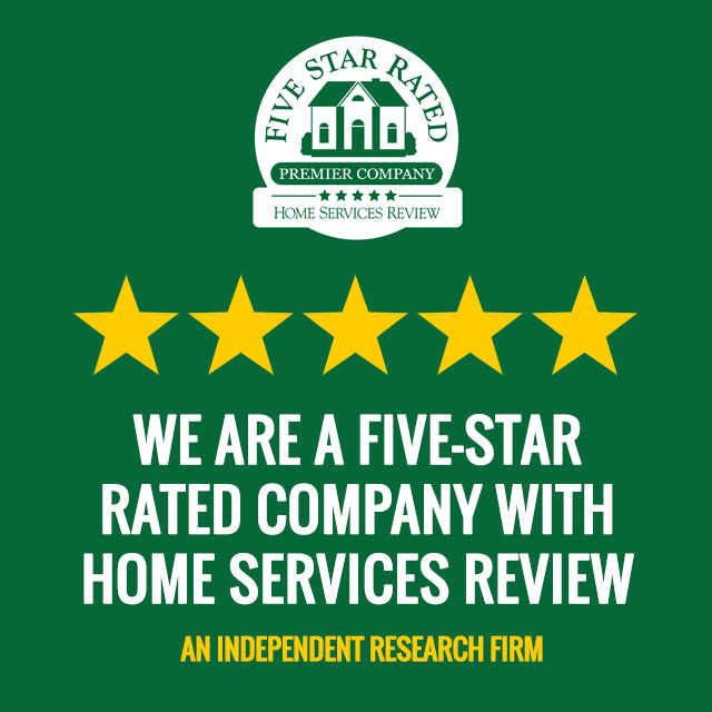 Home Services Review Five Star Rated HVAC Company
