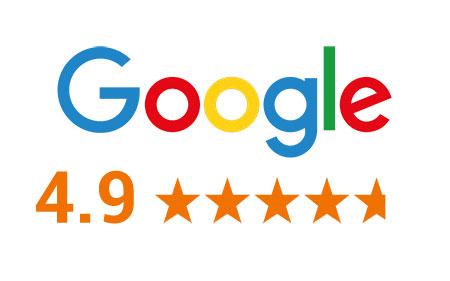 Google 4.9 Stars AC Repair