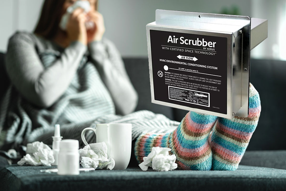 Air Scubber Benefits | Call Majestic AC
